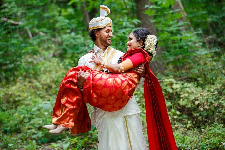Amudhinie & Pirakash