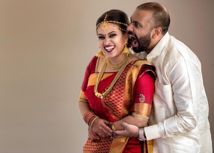couple portrait - singapore wedding