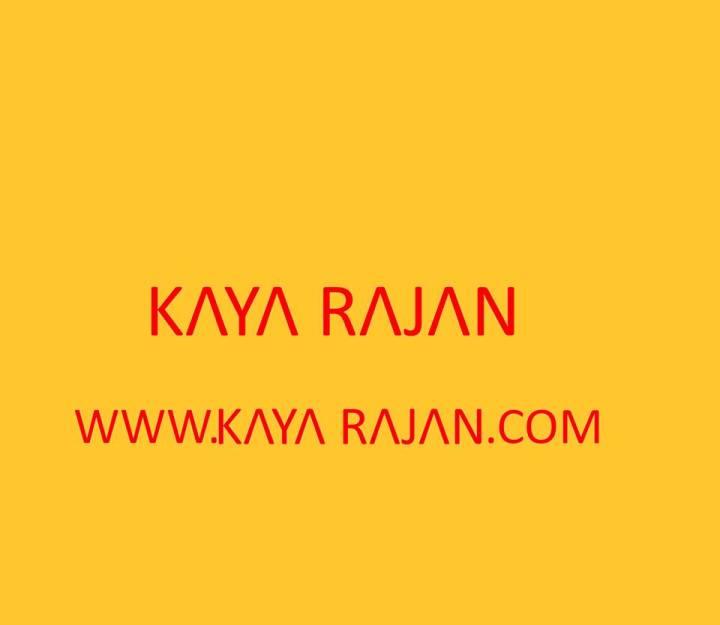 Kaya Rajan