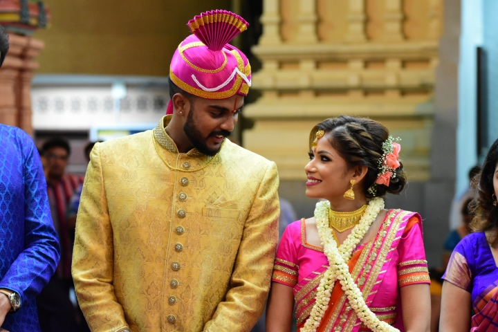 Sasikumari & Arvindra